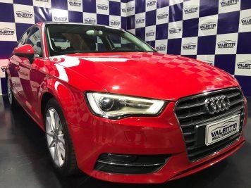 Foto numero 0 do veiculo Audi A3 - Vermelha - 2013/2014