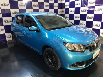 Foto numero 0 do veiculo Renault Sandero 1.6 Dynamique - Azul - 2014/2015