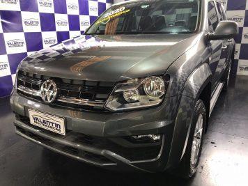 Foto numero 0 do veiculo Volkswagen Amarok CONFORT 2.0 4X4 - Cinza - 2020/2020
