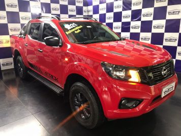 Foto numero 0 do veiculo Nissan Frontier ATCK 4X4 - Vermelha - 2020/2021